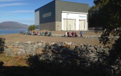 Åpning av tursti Taraldsvik – Ornesvika