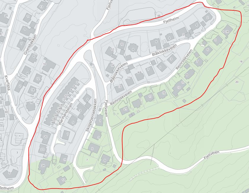Vannavstegning i Skistua-området onsdag 16. mai fra klokken 08.00 – 09.00