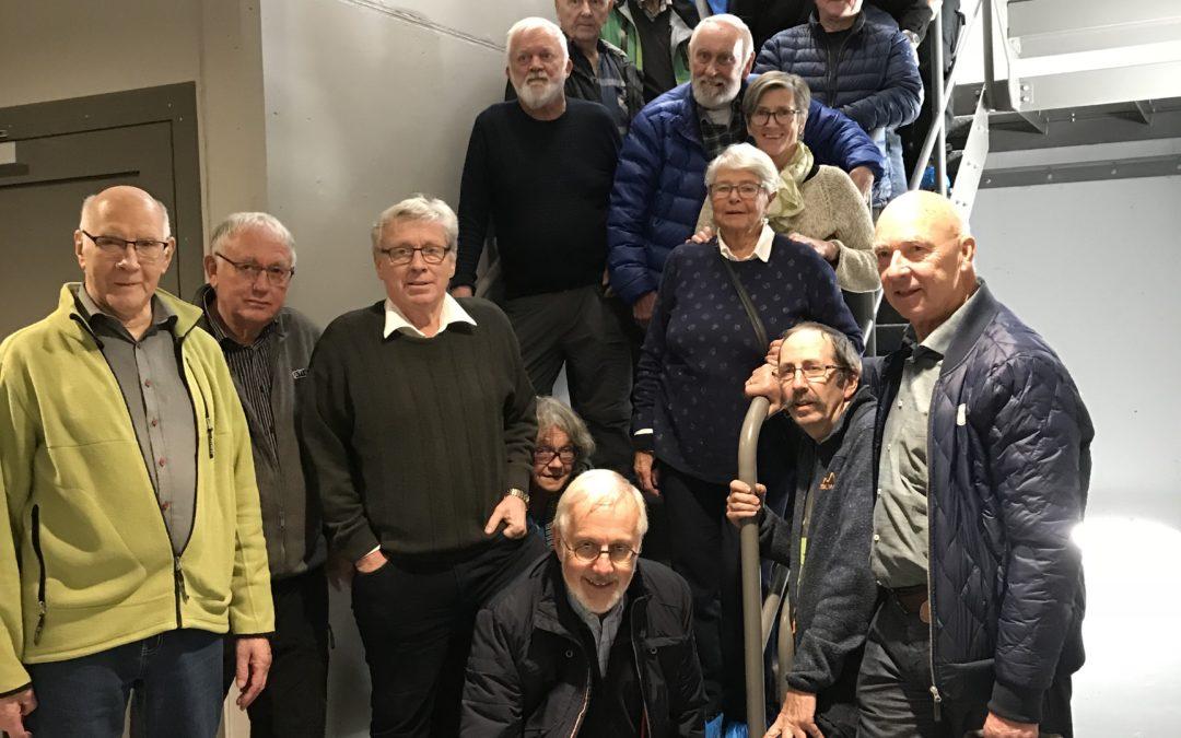 Hyggelig besøk av Narvik Pensjonistforening