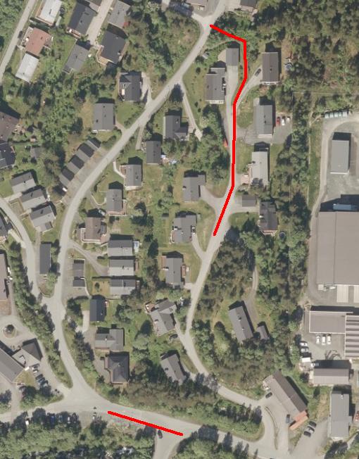 Furumoen og Elvegårdsveien